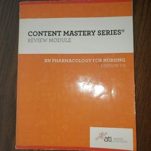 ATI RN Pharmacology 7.0